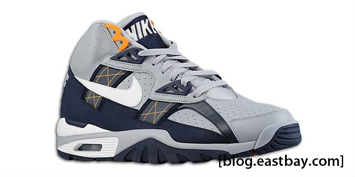 competitive price 72d9b fe1f7 Available Nike Air Trainer SC – GreyCircuit Orange