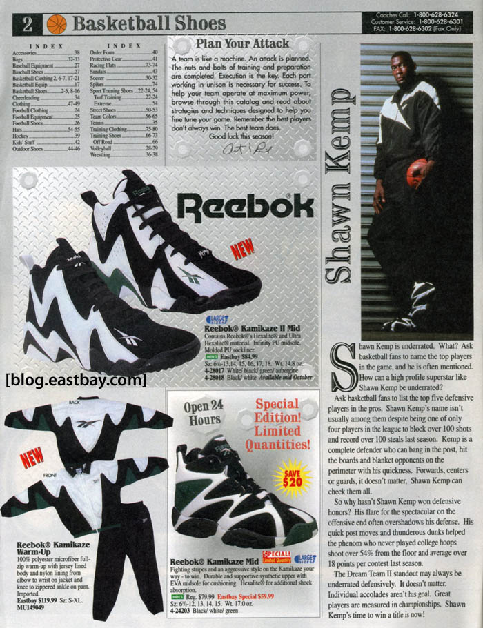 66fac01f279 Eastbay Memory Lane  Reebok Basketball 1995