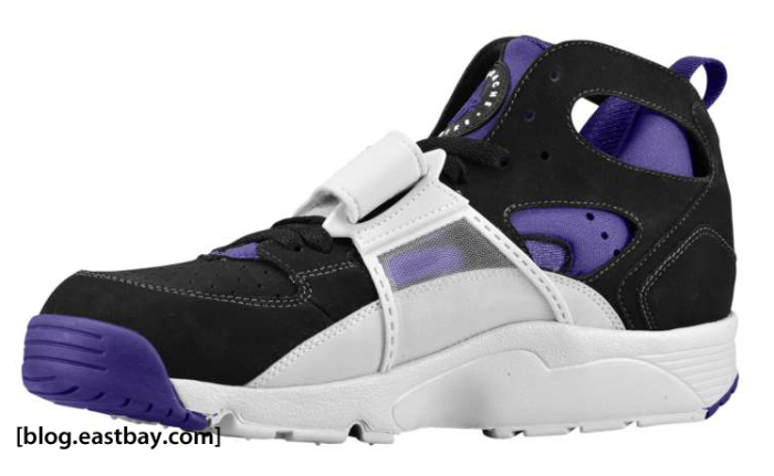 the best attitude 8e4df 12280 ... Nike Air Trainer Huarache BlackClub Purple