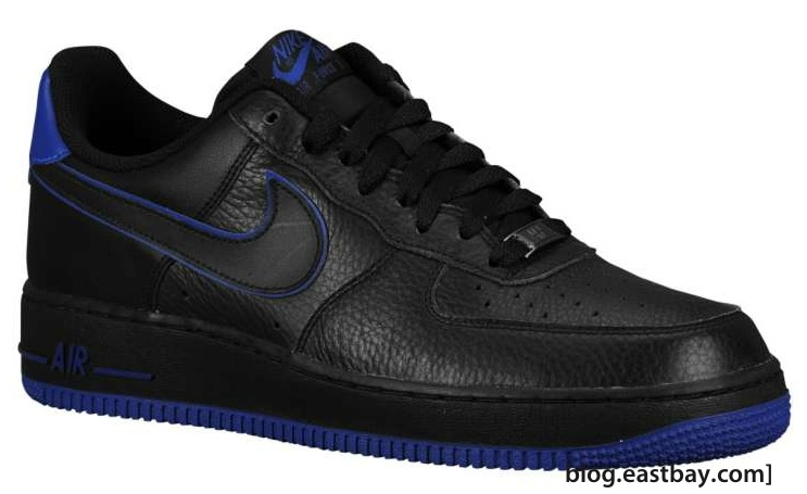 Available  Nike Air Force 1 Low – Black Blue 4122756990