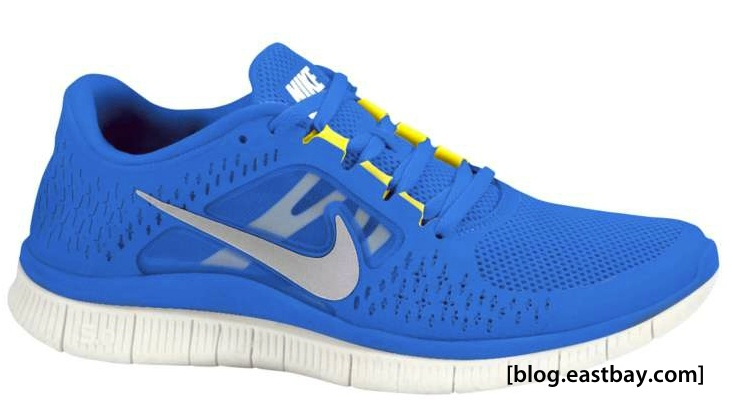 Available now: Nike Free Run 3