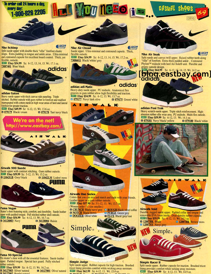 1980's Adidas Shoes Walking Down Memory LaneAdidas  Eastbay Blog