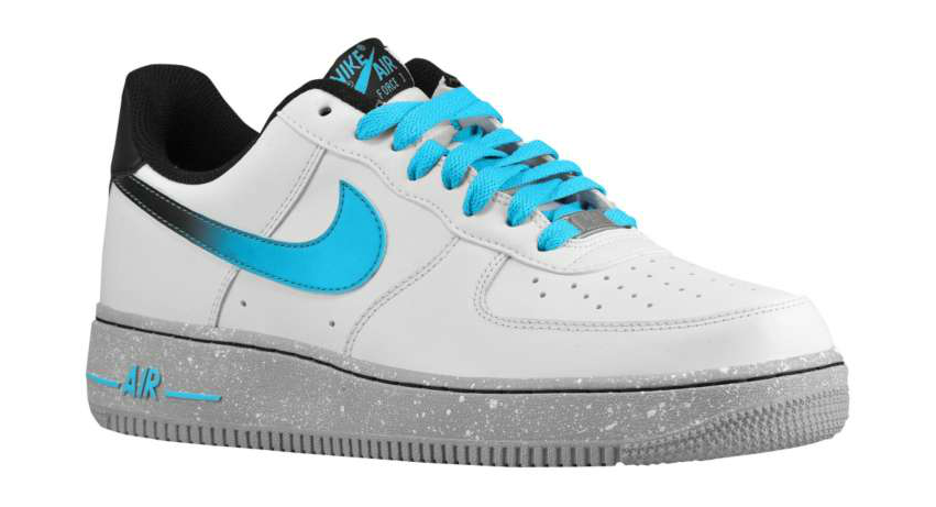 Nike Air Force 1 Low White Current Blue Eastbay Blog Eastbay