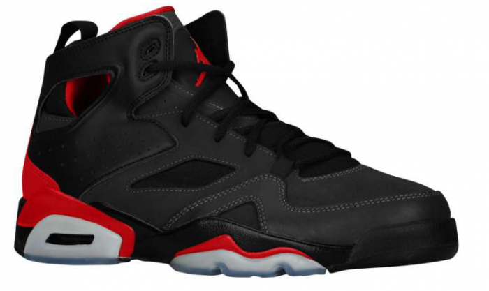 Jordan Flight Club 91 - Black/Gym Red