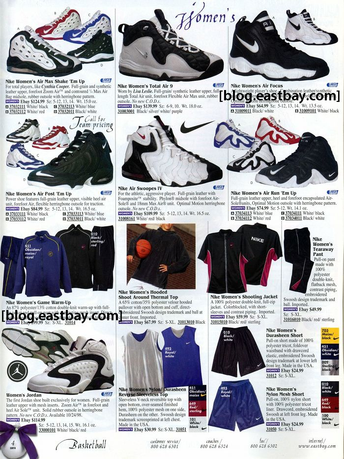 Eastbay Basketball Shoes Womens