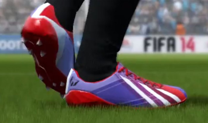 adidas Soccer Cleats Featured In FIFA '14