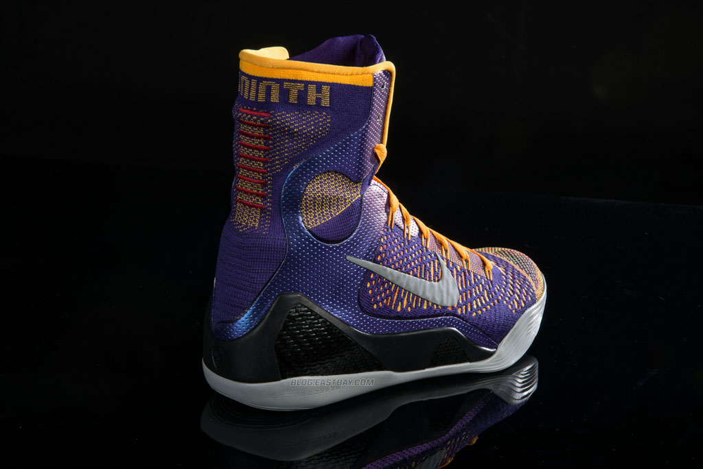 in stock 39c31 fb0ff Nike Kobe 9 Elite 'Team Collection' | Eastbay Blog : Eastbay ...