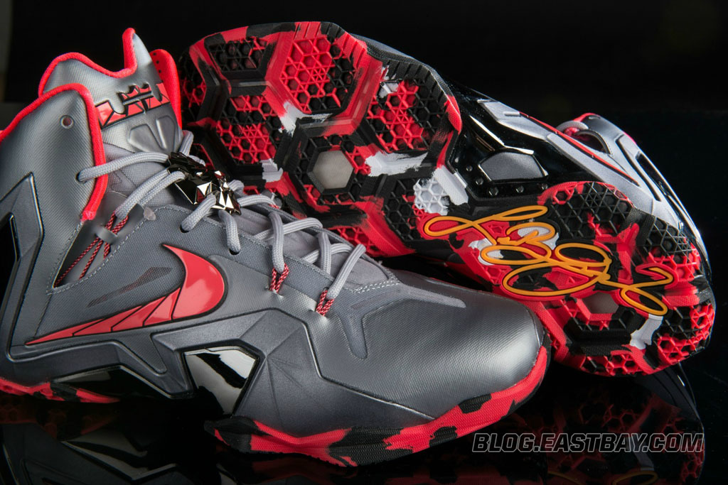 2a084087ef9e3 Nike LeBron 11 Elite  Team Collection  (1)