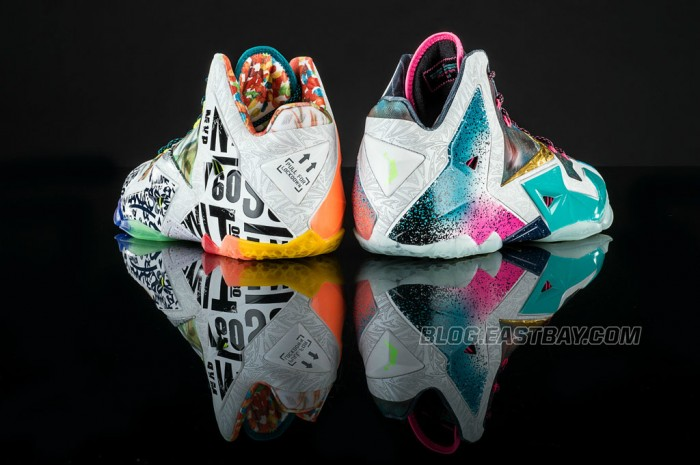 Nike 'What The' LeBron 11 (1)