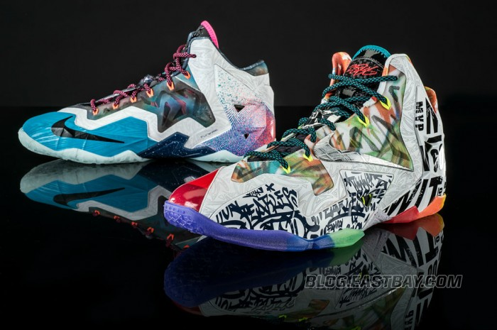 Nike 'What The' LeBron 11 (2)