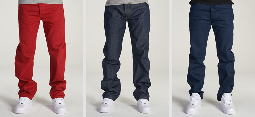 Levi's Shrink to Fit