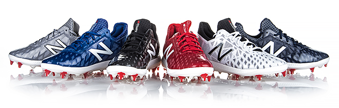 new balance youth baseball cleats