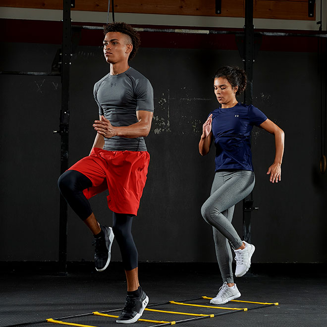 Workout of the Month: Speed Ladder Drills