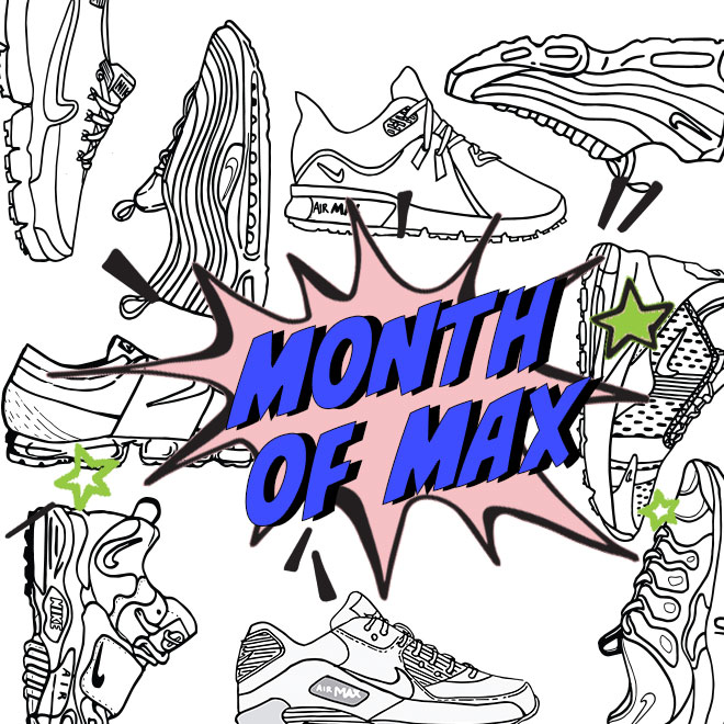 Top 10 Best Selling Air Max Shoes