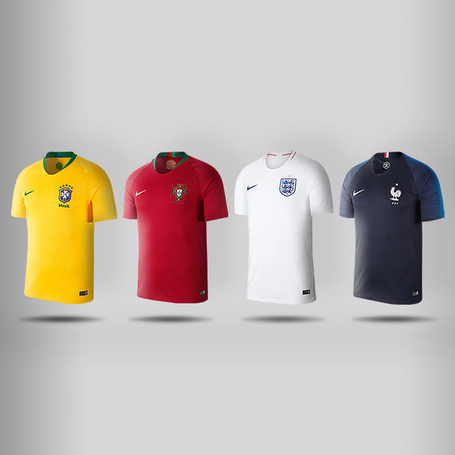 Nike World Cup Apparel