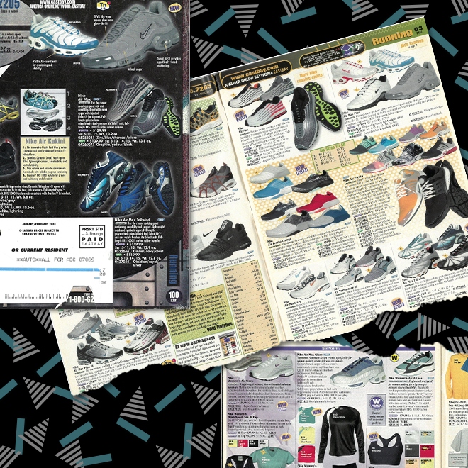 A Look Back: Nike Air in the Early '00s