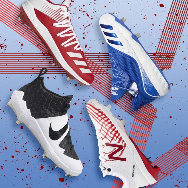 All-Star Baseball Cleats: Our top picks halfway through the professional season