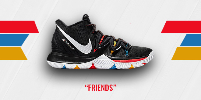Nike Kyrie 5 Friends Colorway