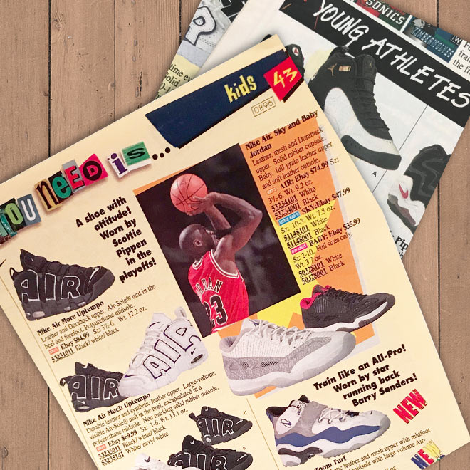 A Look Back: Back to school in the late '90s