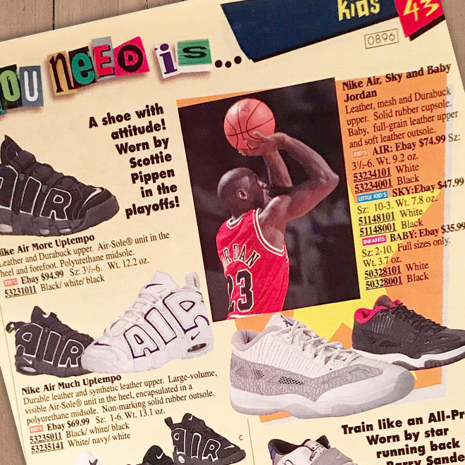 school in the late '90s | Eastbay