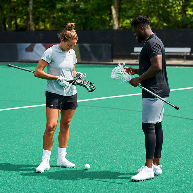 Lacrosse 101: With Pat Young and Taylor Cummings