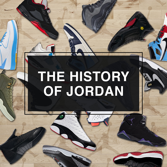 History of Jordan Featured