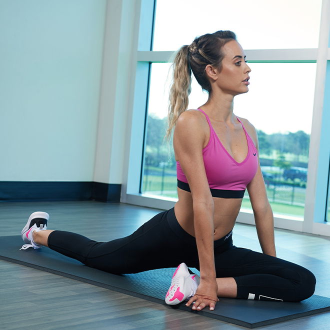 Become a Better Athlete With Yoga