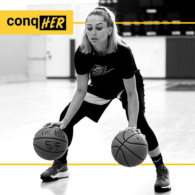Adrianna Hahn – ConqHERing Every Obstacle