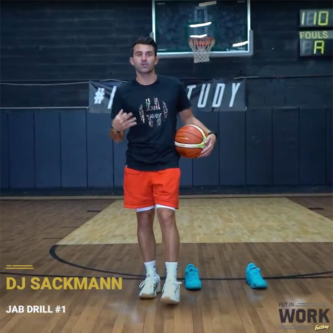 Put In Work: DJ Sackmann Talks Training, COVID, and Improving Your Jab