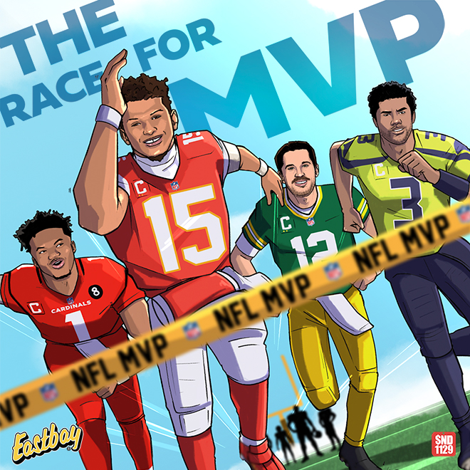 The NFL MVP Race is Heating Up