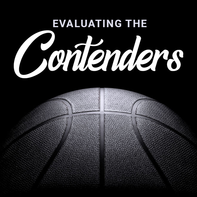 Evaluating the Contenders for the NBA Title