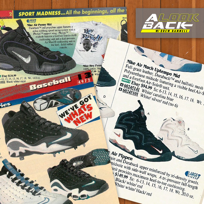 A Look Back: A Brief History of Zoom Air