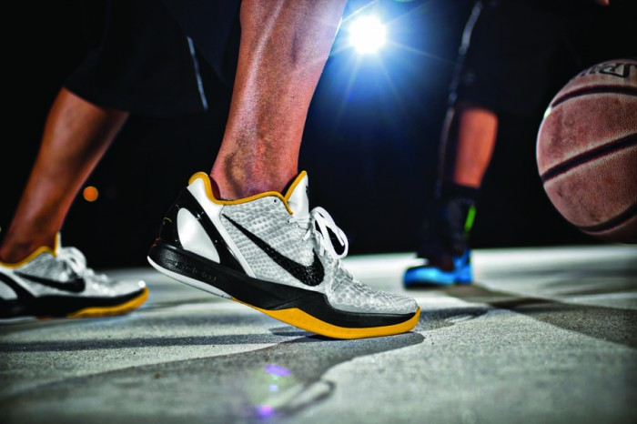 Sole Shots: Shooting the Eastbay Cover - quickster