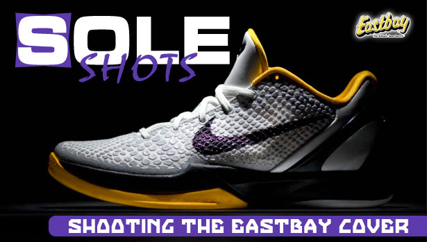 Sole Shots: Shooting The Eastbay Cover