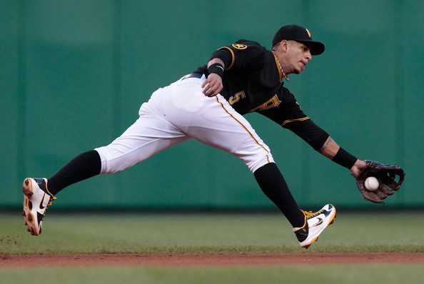 One more look at Ronny Cedeno's Nike Zoom Kobe V cleats.