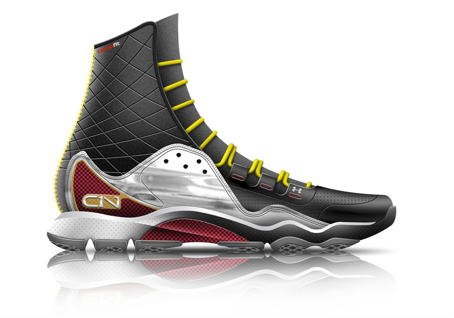 Interview // Dave Dombrow Details The Under Armour Cam Highlight Trainer (10)