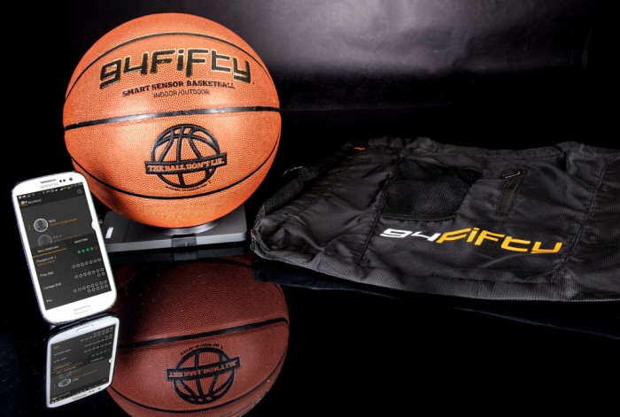 Improve Your Game with the 94Fifty Basketball