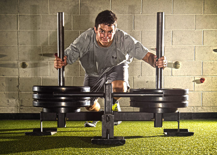 Five Fundamental Exercises for Baseball Position Players (1)