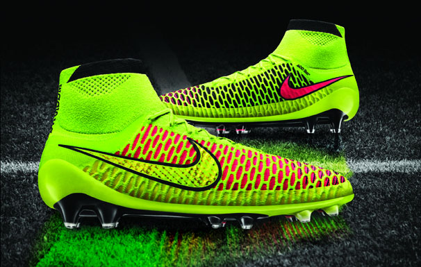 Nike Magista Brings Flyknit Technology to Soccer