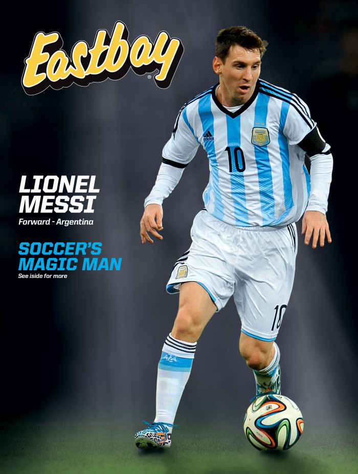 Lionel Messi: The Weight of a Nation