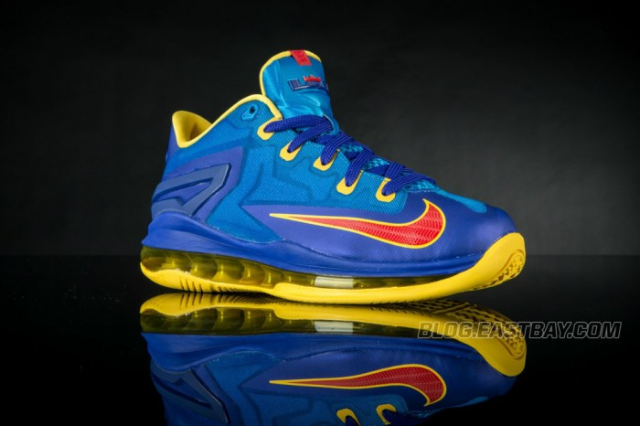 It's a Bird, It's a Plane, It's…the Nike LeBron 11 Low!