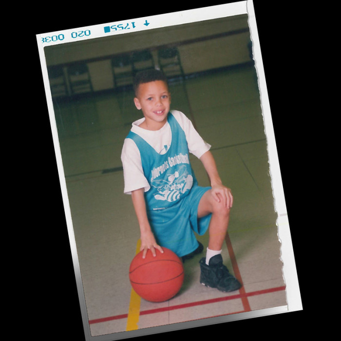 Stephen Curry - Throwback