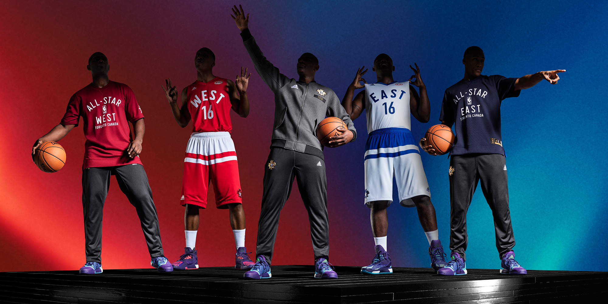 2016 NBA All-Star Game Jerseys Unveiled - Eastbay Blog