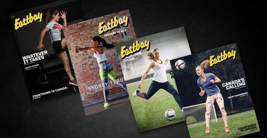 Eastbay Soccer Covers