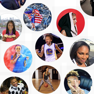 The 12 Must-Follow Athletes On Instagram