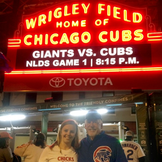 Confessions of a Diehard Cubs Fan
