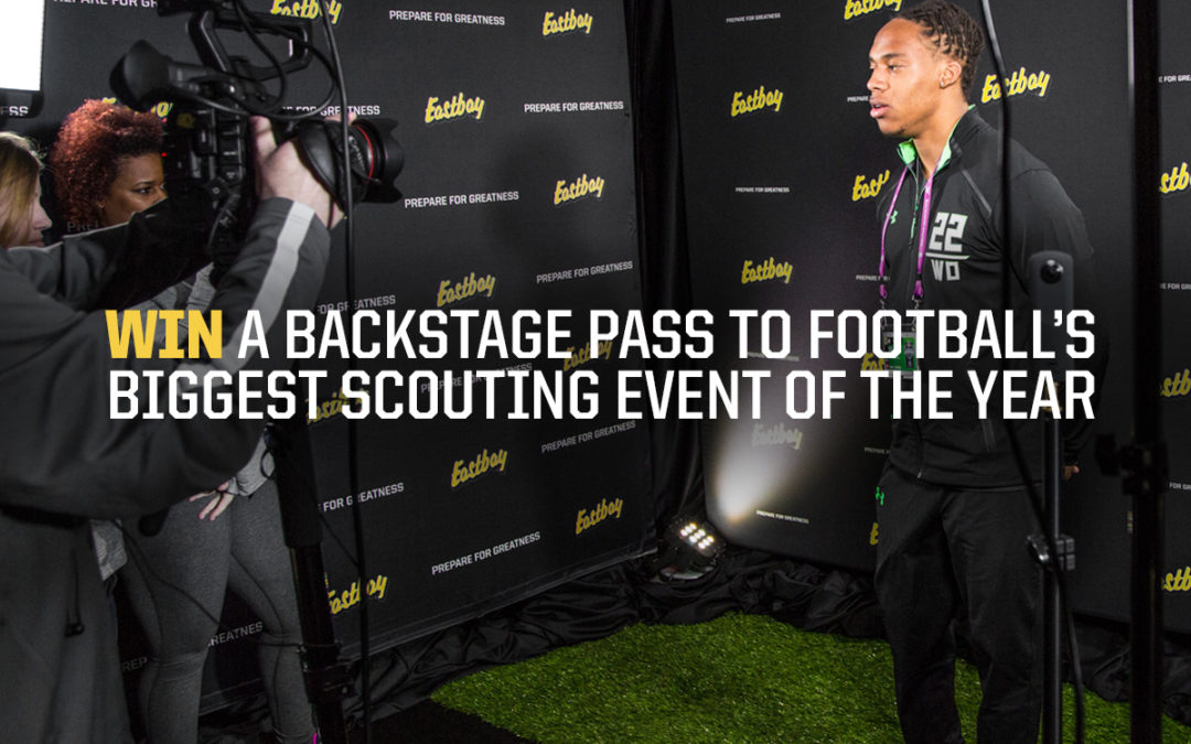Win A Backstage Pass To Football's Biggest Scouting Event Of The Year