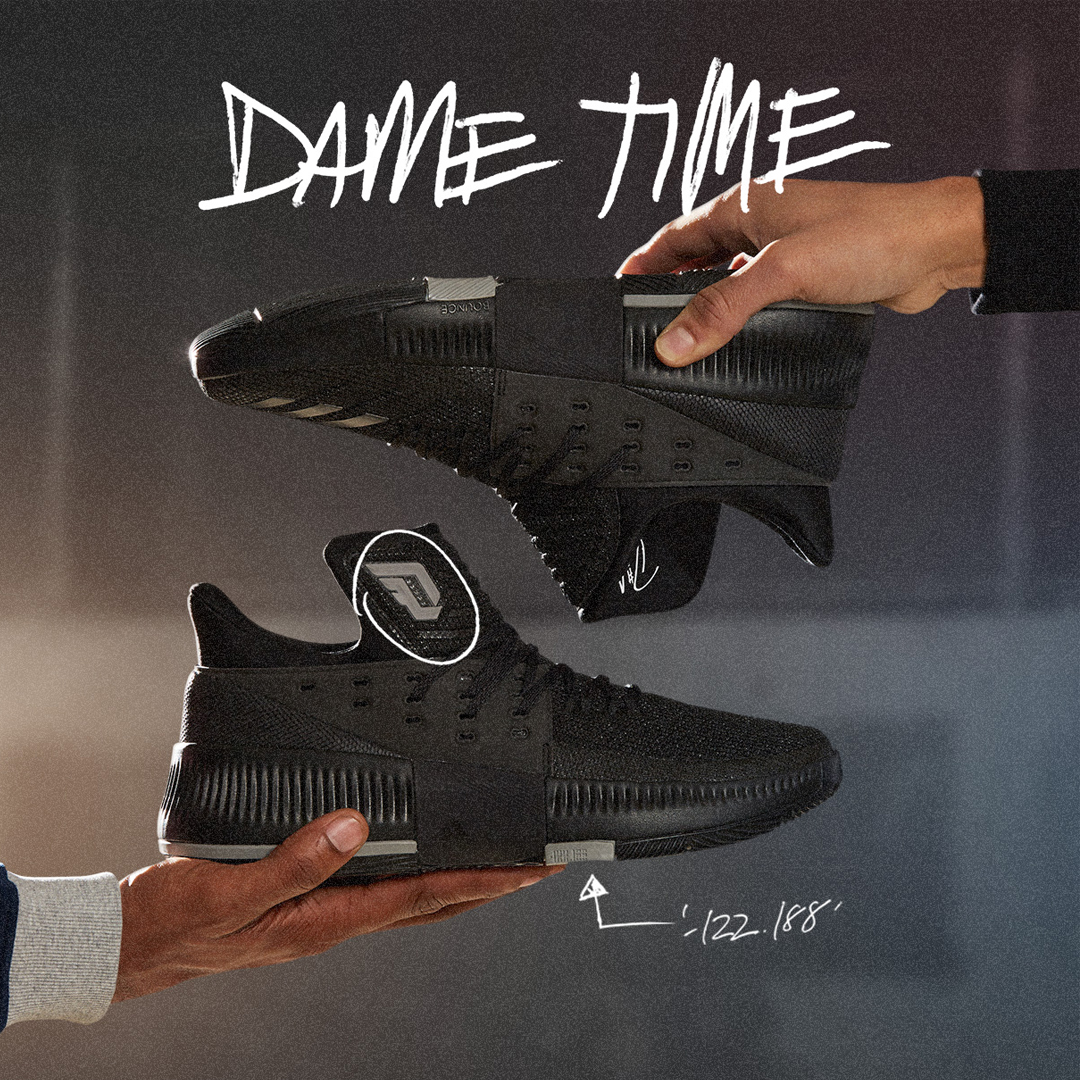 Behind The New Dame 3 Colorways