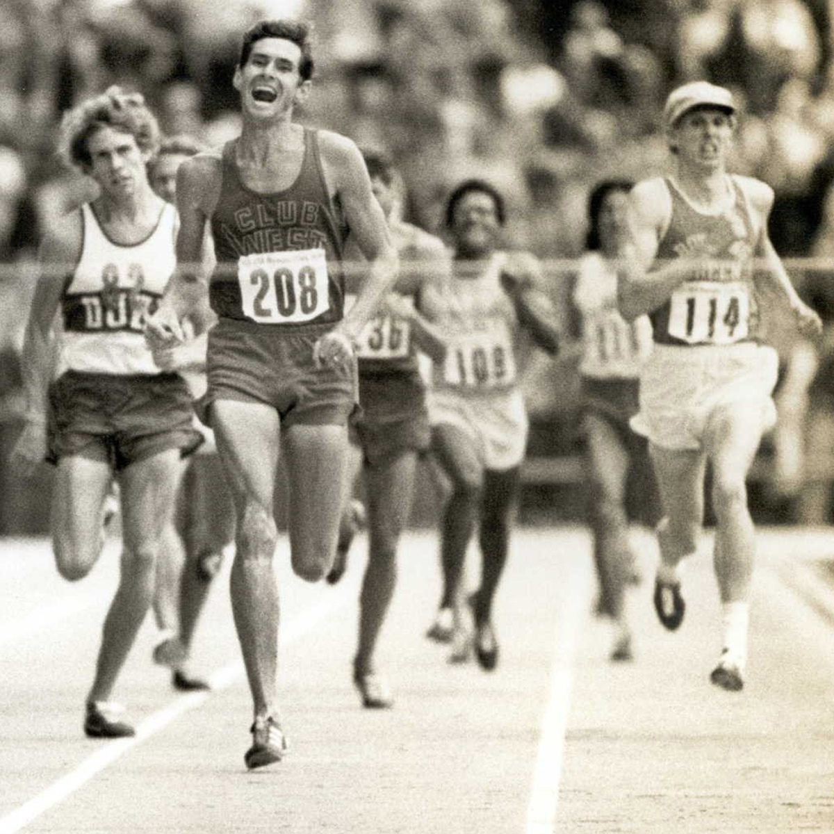 Rising to the Challenge: Jim Ryun and the 4-Minute Mile