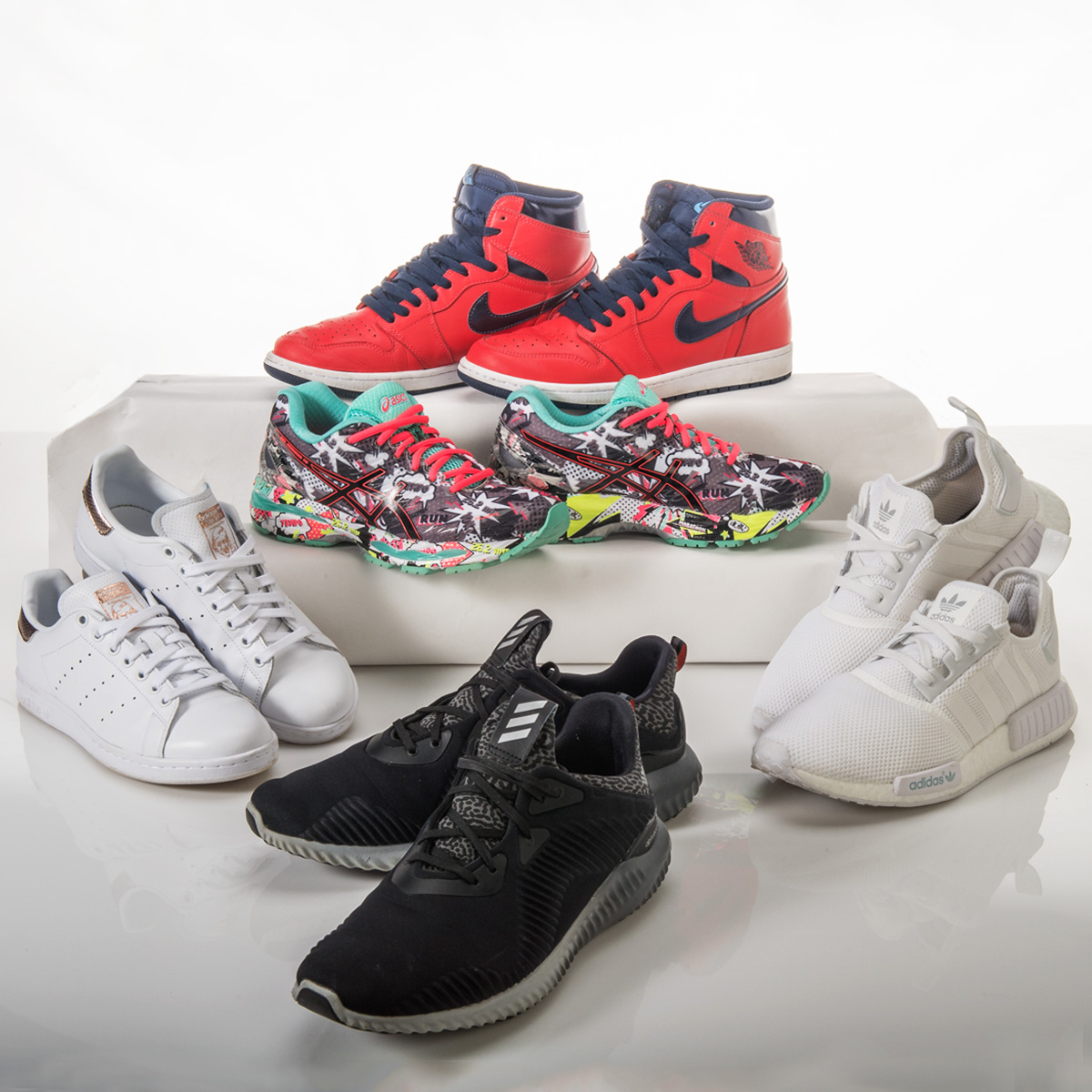 Eastbay Solemates: It's Shoe Love